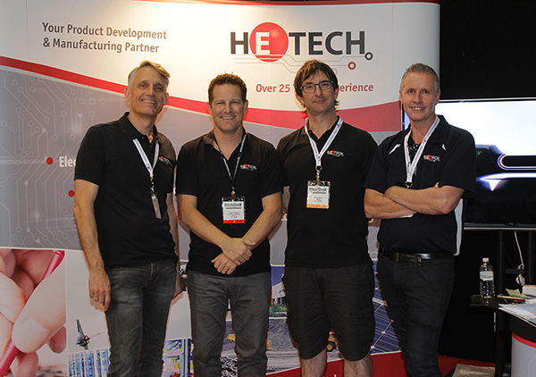 The Hetech team